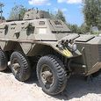 Saracen Armored FV 603