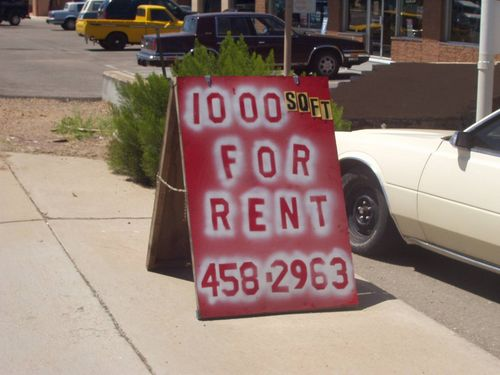 1000 sq ft for Rent on fry Blvd